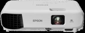 Epson projektor EB-E10 3LCD, XGA, 1024 x 768,3600 ansi