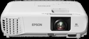 Epson projektor EB-W39 3LCD, wxga,3500 ansi