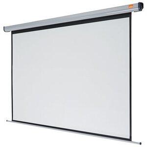 E-View projekcijsko platno MS200/203×203cm, zidno, ručno