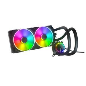 Fractal Celsius+ S28 Prisma RGB, 1151/2066/AM4/TR4, vodeno hlađenje