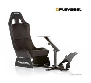 Playseat Evolution Alcantara racing simulator cockpit