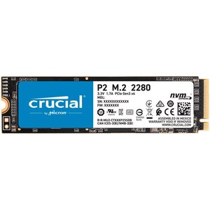 SSD Crucial P2 1000GB M.2 NVMe PCIex4