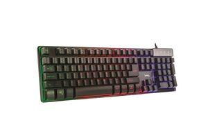 MS ELITE C505, gaming tipkovnica, US layout