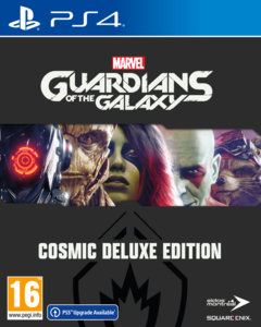 Marvel's Guardians of the Galaxy PS4 Cosmic Deluxe Edition