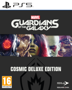 Marvel's Guardians of the Galaxy PS5 Cosmic Deluxe Edition