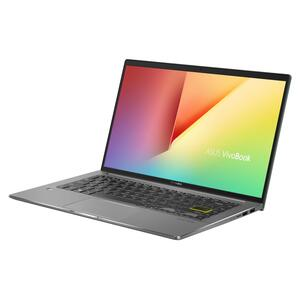 Asus Vivobook S14 S435EA-EVO-WB711R, 14 FHD IPS, Intel Core i7 1165G7, 8GB RAM, 512GB PCIe NVMe SSD, Intel Iris Xe Graphics, Windows 10 Pro, laptop