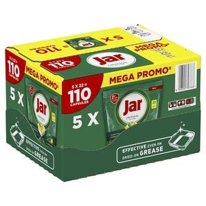 Jar tablete za strojno pranje posuđa Original All in One 110 kom