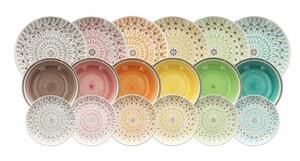 Tognana Cape Town servis za jelo keramika 18/1