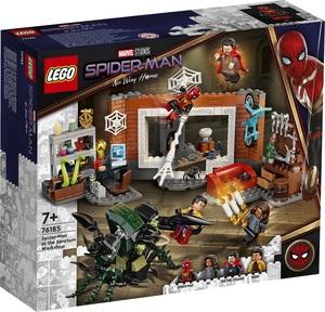LEGO Super Heroes Spider-Man u radionici Sanctum 76185