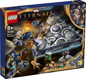 LEGO Super Heroes Uspon Dome 76156
