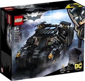 LEGO Super Heroes Tumbler – Batmobile™: obračun sa Scarecrowom 76239