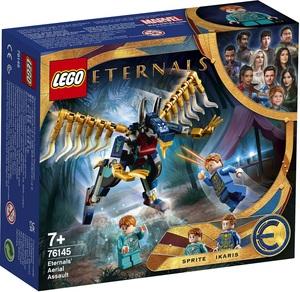 LEGO Super Heros Zračni napad Eternala 76145