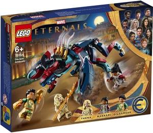 LEGO Super Heros Zasjeda Devianta! 76154