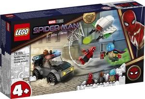 LEGO Super Heroes Spider-Man protiv Mysteriova napadačkog drona 76184