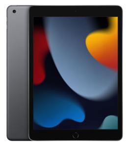 Apple iPad 9 (2021), WiFi, 256GB, Space Grey, tablet