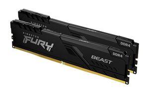 Memorija DDR4 8GB 3200MHz (2x4) Fury BEAST