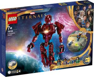 LEGO Super Heroes U sjeni Arishena 76155