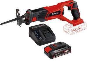 EINHELL set aku višenamjenska pila TE-AP 18 Li + 18V 2.5 Ah PXC Starter Kit, punjač i baterija