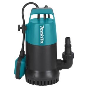 MAKITA potopna pumpa PF0800(800W,9m,13200l/h,čista/blago prljav)