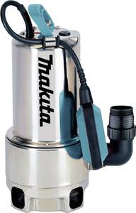 MAKITA potopna pumpa PF1110(1100W,10m,15000l/h,prljav.voda,INOX)