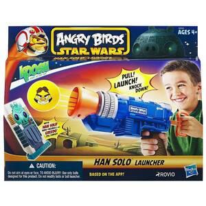 HASBRO Angry Birds Han Solo launcher