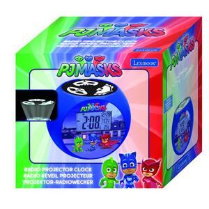 PJ Masks radio projektor i sat