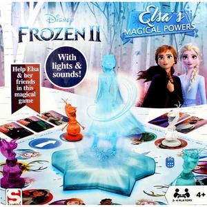 FROZEN 2 društvena igra Elsa ima posebne moći 30 X 35 cm