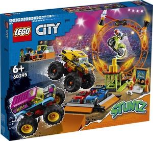 LEGO City Arena za vratolomije 60295