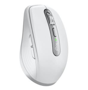 Logitech MX Anywhere 3, 910-005989, laserski, bežični, BT, Unifying receiver USB, Pale Grey, miš