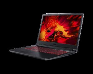 Acer Nitro 5 NH.QDWEX.00C, 17,3 FHD IPS 144Hz, Intel Core i7 10750U, 16GB RAM, 512GB PCIe NVMe SSD, nVidia GeForce RTX 3050 Ti, laptop