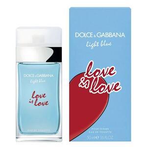 Dolce & Gabbana Light Blue Love Is Love EDT,  50 ml, ženski miris