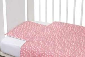 Bubaba posteljina 2-djelna rozi maslačak