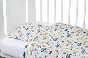 Bubaba posteljina 2-djelna vozila