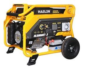 HAILIN agregat HLG8000-3 8,5 kW 400V - trofazni