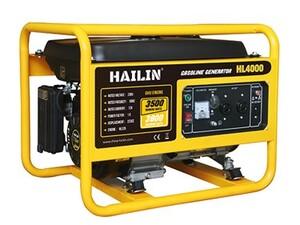 HAILIN agregat HL4000 3,8 kW 230V