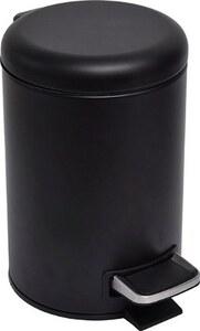 TENDANCE kanta za smeće 3l na pedalu soft close metal, mat crna RO