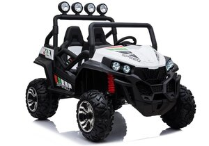 Automobil na akumulator 4x4 buggy S2588 bijeli RT