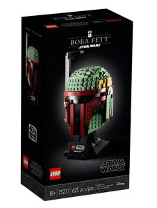 LEGO Star Wars Boba Fett kaciga 75277 RA