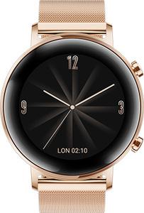 Huawei Watch GT2 42 mm Elegant, boja zlata, pametni sat RA