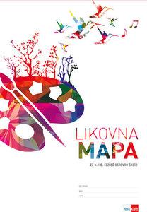 LIKOVNA MAPA 5-6 za 5. i 6. razred osnovne škole (Profil)