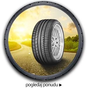 Ljetnje auto gume