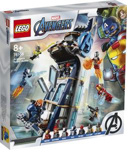 LEGO Super Heroes Bitka na tornju Osvetnika 76166