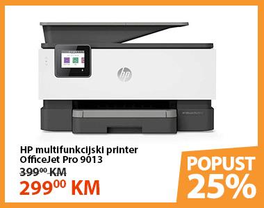HP multifunkcijski printer OfficeJet Pro 9013