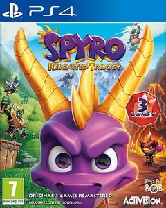 PS4 Spyro Reignited Triology