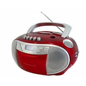 SOUNDMASTER SCD6900RO prijenosni CD/radio/kasetofon