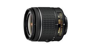 Nikon AF-P DX 18–55mm f/3.5-5.6G VR