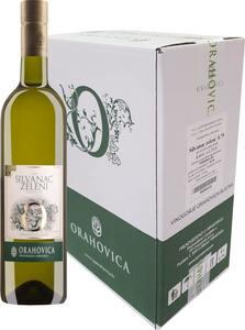 PP ORAHOVICA Silvanac zeleni kvalitetni 0,75 l Karton 6 boca