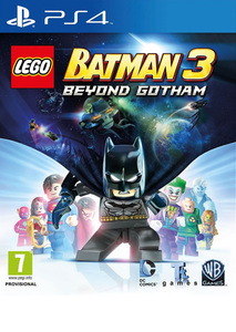 PS4 LEGO Batman 3 Beyond Gotham Playstation Hits