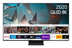 SAMSUNG QLED TV QE65Q800TATXXH,  QLED, SMART + Ožujsko pivo 24 x 0,5 l GRATIS!
