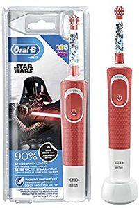 Oral-B D100 Star Wars električna četkica za zube